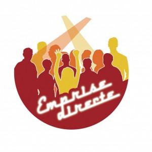 Logo emprise directe chorale